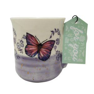 Sheffield Home Butterfly Mug